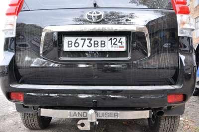 Фаркоп Lexus GX 460 2010-2014 / Toyota Land Cruiser Prado (150) 4x4 2010- (без электрики) BOSAL 3090-FL - фото 2